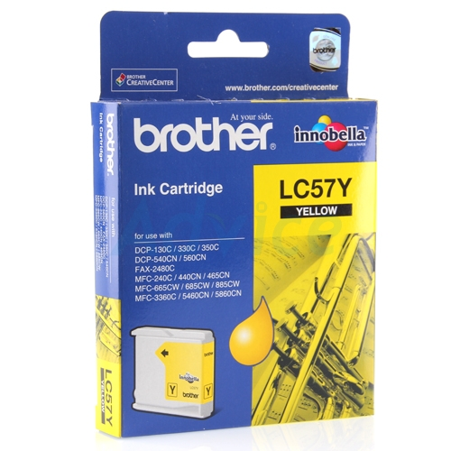 BROTHER LC-57 Y