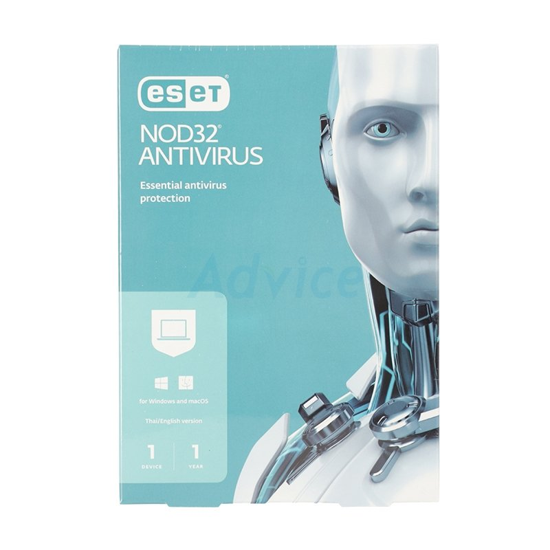 ESET NOD32 Antivirus (1Devices)