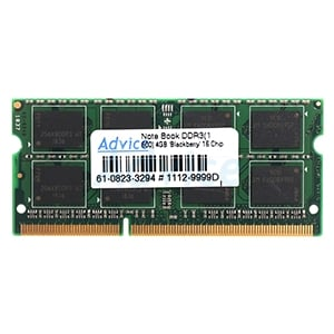 RAM DDR3(1600, NB) 4GB Blackberry 16 Chip