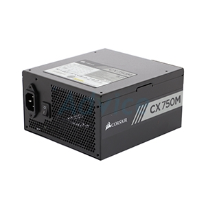 PSU (80+ Bronze) Corsair CX750m (750w.)