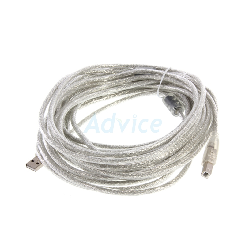 Cable PRINTER USB2 (10M) ใส GLINK