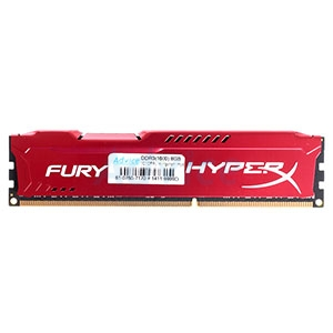 RAM DDR3(1600) 8GB Kingston Hyper-X FURY (HX316C10FR/8)