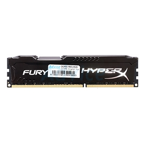 RAM DDR3(1600) 8GB Kingston Hyper-X FURY (HX316C10FB/8)