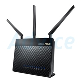 Router ASUS (RT-AC68U) Wireless AC1900 Dual Band Gigabit