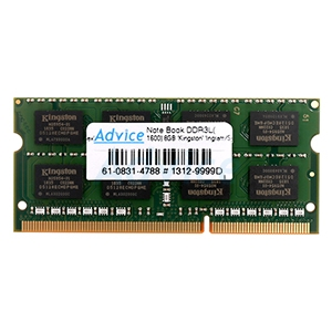 RAM DDR3L(1600, NB) 8GB Kingston Value Ram (KVR16LS11/8)
