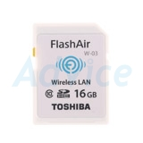 FlashAir Wireless SD Card 16GB Toshiba