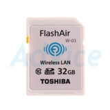 FlashAir Wireless SD Card 32GB Toshiba