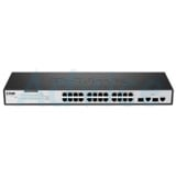 Switching Hub D-LINK (DES-1026G) 24 Port + 2 Port Gigabit (17