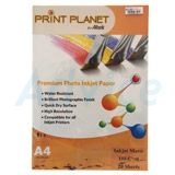 PLANET Photo Inkjet Matte A4 108G. (20/Pack)