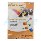 PLANET Photo Laser Glossy Double A4 250G. (50/Pack)