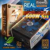 PSU (80+ Bronze) ITSONAS Thunderbolt 600W.