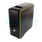 ATX Case (NP) COOLER MASTER 693-GWN1 (Black-Green)
