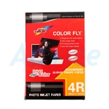 Color Fly Photo Inkjet 4x6 210G. (100/Pack)