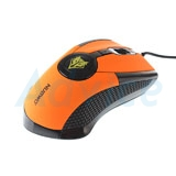 USB Optical Mouse NUBWO (NM-84 ANCIENT) Orang/Black