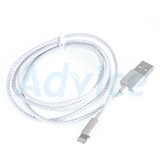 Cable USB To Lightning (1.2M,F8J144bt04) 'BELKIN' White