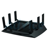 Router NETGEAR (R8000) Wireless AC3200 Tri-Band Gigabit