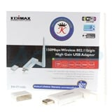 Wireless USB Adapter EDIMAX (EW-7711USN) N150 High Gain (Lifetime Forever)