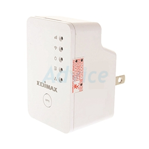 Range Extender EDIMAX (EW-7438RPn Mini) N300 Access Point/Wi-Fi Bridge (Lifetime Forever)
