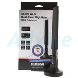 Wireless USB Adapter EDIMAX (EW-7811UAC) AC600 Dual Band (Lifetime Forever)