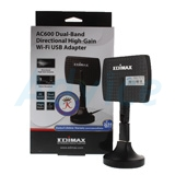 Wireless USB Adapter EDIMAX (EW-7811DAC) AC600 Dual Band High Gain (Lifetime Forever)