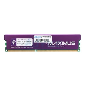 RAM DDR3(1600) 4GB Blackberry MAXIMUS 8 Chip