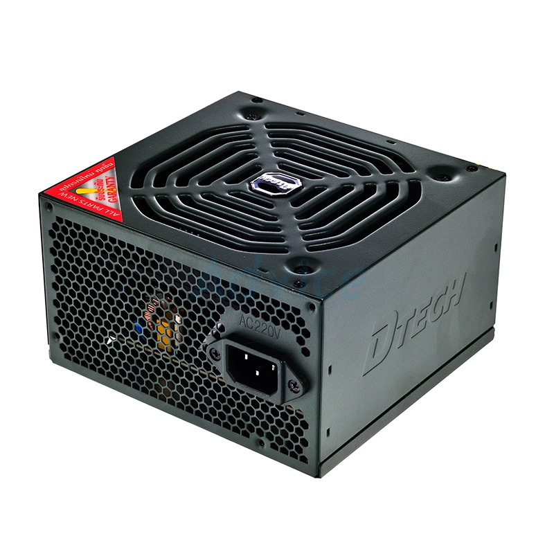 PSU (FULL) DTECH PW008 600W.