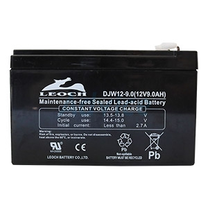 Battery 9Ah 12V Syndome