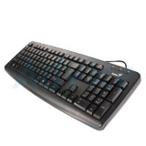 USB Keyboard GENIUS (KB-110X) Black