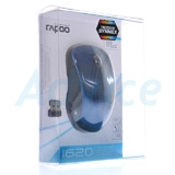 Wireless Optical Mouse RAPOO (MS1620-BL) Blue