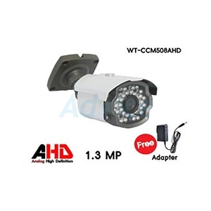 CCTV 3.6mm AHD WORLDTECH#CCM508