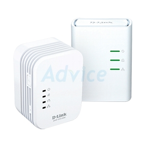 Powerline D-LINK (DHP-W311AV) AV500 N300 ชุดคู่