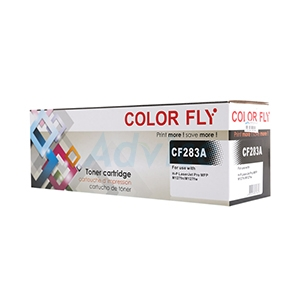 Toner-Re HP 83A-CF283A Color Fly
