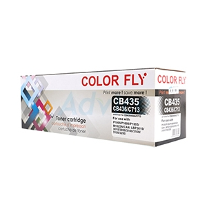 Toner-Re HP 35A/36A-CB435A/436A - Color Fly