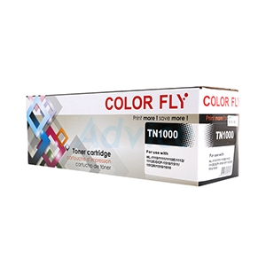 Toner-Re BROTHER TN-1000 Color Fly