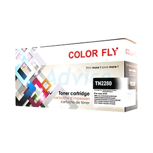 Toner-Re BROTHER TN-2280 - Color Fly