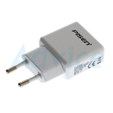 Adapter USB Charger (TS-UC037) 'PISEN' White