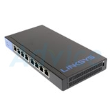 Gigabit Switching Hub LINKSYS (LGS308P-AP) 8 Port Gigabit PoE (8