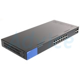 Gigabit Switching Hub LINKSYS (LGS318-AP) 16 Port + 2 Port g17, g18 (17