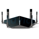 Router D-LINK (DIR-890L/B) Wireless AC3200 Dual Band Gigabit (Black)