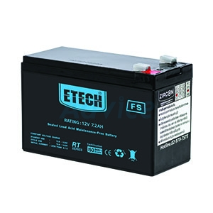Battery 7.2Ah 12V ETECH