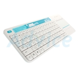 USB Wireless Touch Keyboard LOGITECH LG-K400 Plus White