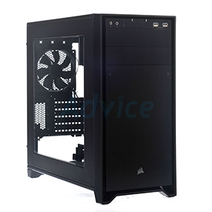 mATX Case (NP) CORSAIR 350D Black (CC-9011029)