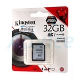 SD Card 32GB Kingston (SD10VG2  Class 10)