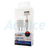 Adapter USB Charger + Cable i4/4s