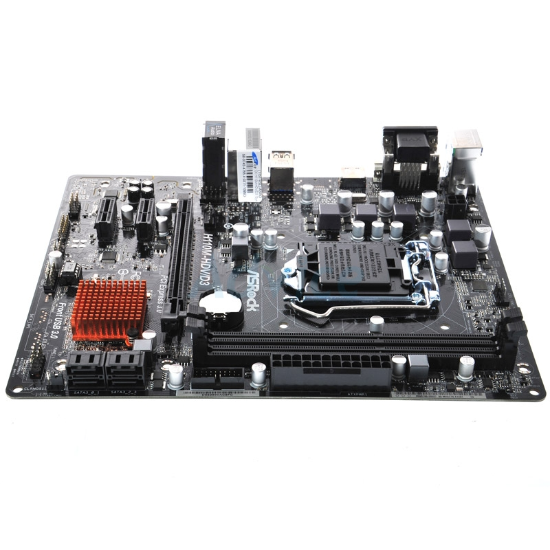 ASROCK H110M-HDVD3 MOTHERBOARD TREIBER WINDOWS 10