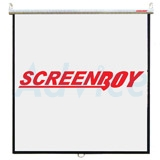 Wall Screen Screenboy (100'') 4:3