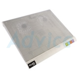 Cooler Pad N-3C (2Fan) White