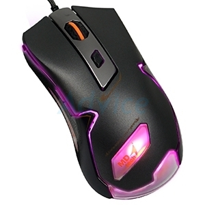 USB Optical Mouse MD-TECH (KM-01  Gaming) Gray/Black
