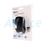 Wireless Optical Mouse TARGUS (W571) Black