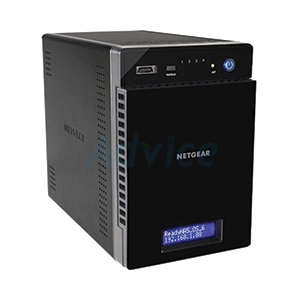 NAS NETGEAR (RN31400-100EUS  Without HDD.) (By Order)